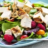 Raspberry Chicken Salad (Gluten Free)
