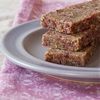 No Bake Cranberry Almond Energy Bars