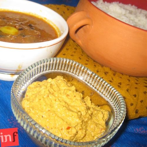 Coconut Thovaiyal
