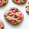 Valentines Day Gluten Free Chocolate Chip Cookies