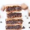 Flourless Chocolate Chip Brownies (Gluten-free)