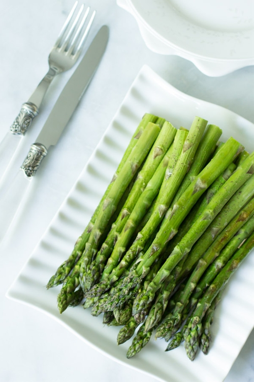 Easy and Quick Roasted Asparagus