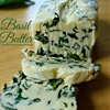 Homemade Basil Butter