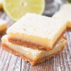 Margarita Lime Bars