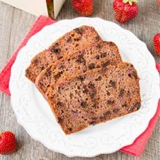 Strawberry Chocolate Chip Bread