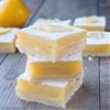 Thick Lemony Lemon Bars (video)