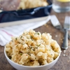 Three Cheese Mac and Cheese With Garlic Panko Breadcrumbs
