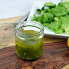 Lemon Herb Dressing