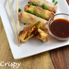 Baked Shrimp Egg Rolls