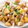 Roasted Potatoes With Horseradish Aioli