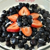 Easy Red, White, and Blue Dessert Trifle! Simple Patriotic DIY