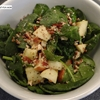 Spinach and Apple Salad