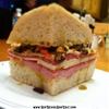 New Orleans Muffuletta with Olive Salad