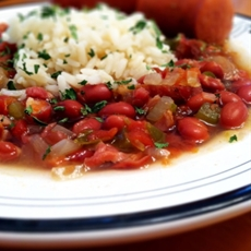 The Forgotten Red Beans And Rice