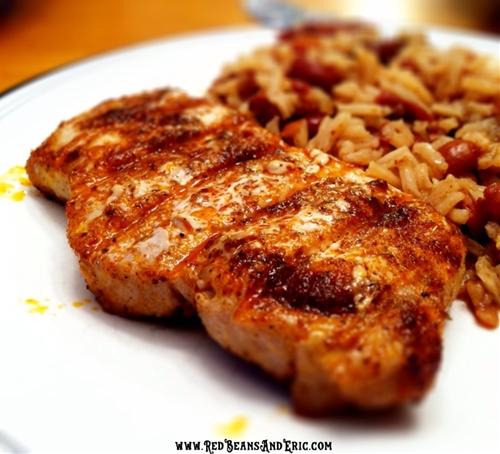 Pork Chop NOLA