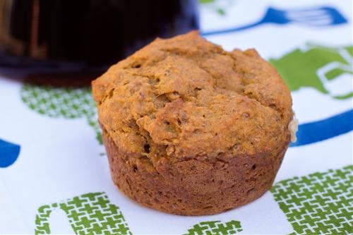 Secret Center Pumpkin Muffins