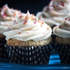 Buttermilk Pancake Cupcakes with Maple Frosting