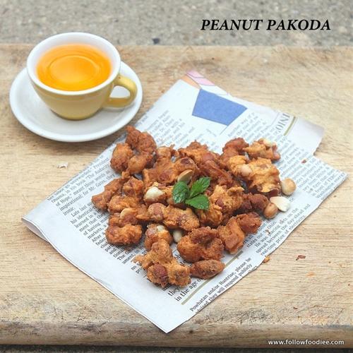 How to make Peanut Masala