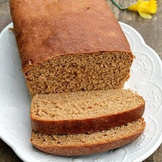 A Delicious Soft Whole Wheat Bread
