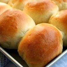 Butter Rich Dinner or Sandwich Rolls