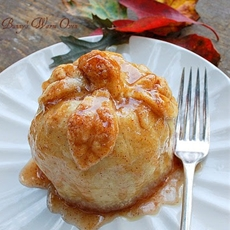 Barbs Apple Dumplings