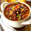 Fiesta Chicken Soup