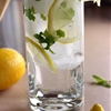 Mint and Lemon Infused Water