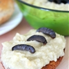 Eggplant onion garlic dip