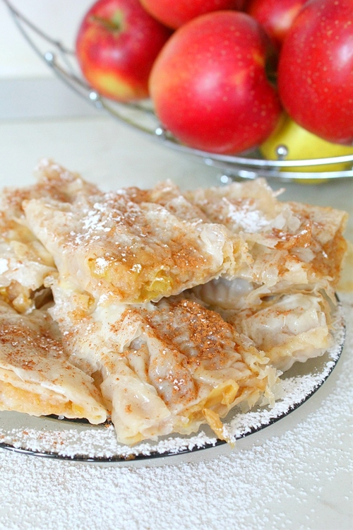 Homemade Easy Apple Pie
