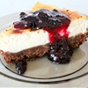 Gluten free chocolate chip cookie cheesecake