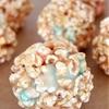 Death Star popcorn balls