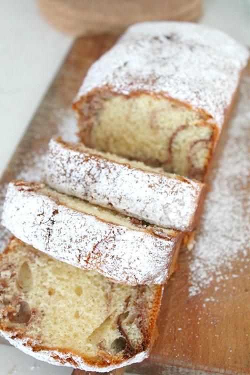 Cocoa Swirl Cake