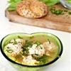 Meatballs broth (Sour soup)