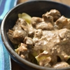 Legendary Slow Cooker Beef Stroganoff