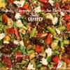 Arugula, Asparagus, Quinoa, Sun Dried Tomato Side Chopped