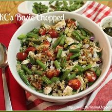 KCs Basic Chopped, with options!
