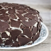 Chocolate Birthday Cake Frosting & Decorating