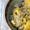 Lentil Stew with Delicata Squash