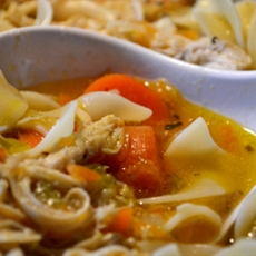 Chicken Noodle SoupCheapstir