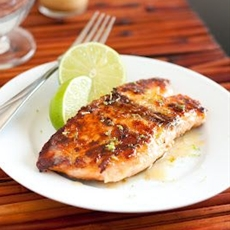 Tangy Sauce for Salmon