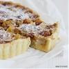 Mirabelle Plum Almond Tart