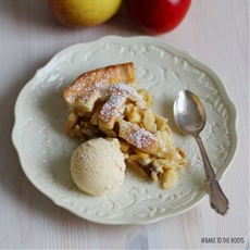Oldfashioned Apple Pie