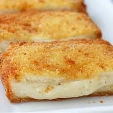 Italian Fried Mozzarella Sandwich