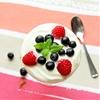 Healthy Breakfast Berry & Yogurt Parfait