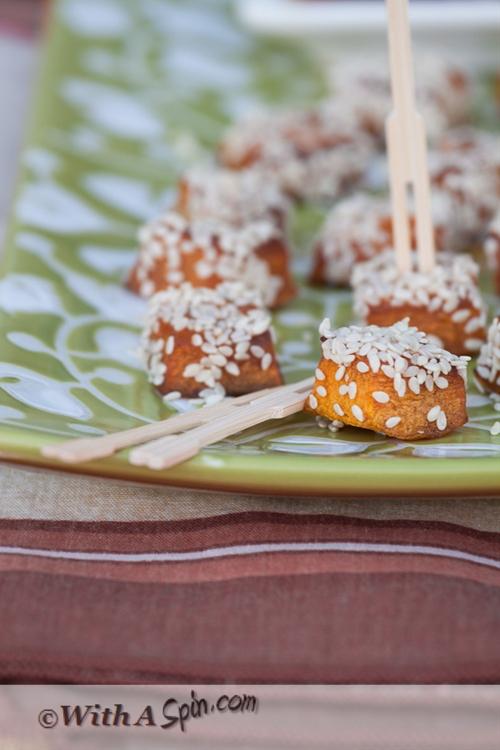 Best Pumpkin Appetizer/Side dish