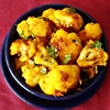 Lasuni gobi recipe - Cauliflower with garlic