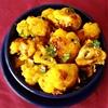 Lasuni gobi recipe - Cauliflower with garlic