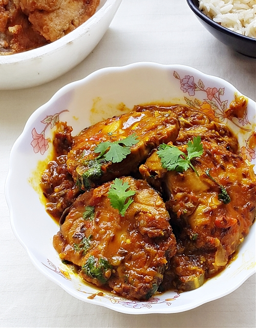 Tamarind king fish curry