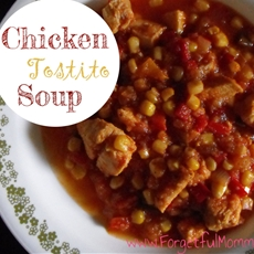 Chicken Tostito Soup