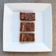 85% Chocolate Brownies Recipe